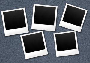 Polaroids kommen immer gut an