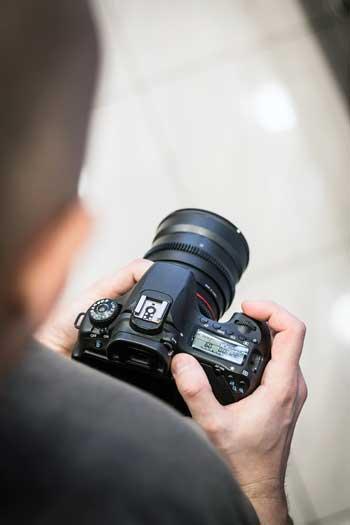 Spiegelreflexkameras werden immer beliebter