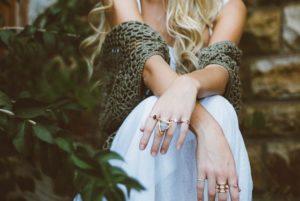 besondere Ringe sind immer willkommen
